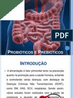 Aula Probióticos e Prebióticos