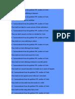 Original Kemet Commandmts
