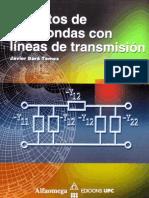 Circuitos de microondas con líneas de transmisión (J. Bará) 3ª Ed