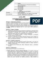 b 09 Ley 28583 Ley de Reactivacion y Promocion de La Marina Mercante Nacional