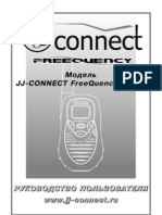 Jj-connect FrequencyRange Manual