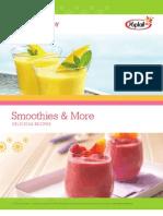 Yoplait Smoothie Recipes