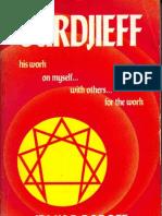 Gurdjieff by Irmis b Popoff
