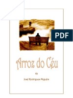 Arroz do céu de José Rodrigues Miguéis