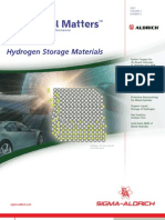Hydrogen Storage Materials - Material Matters v2n2