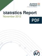 Statistics Report November