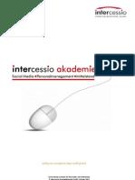 Intercessio Akademie - Uebersicht Offene Seminare - Angebot - Stand Februar 2013