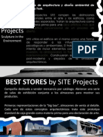 Best Stores de Site Projects