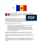 Drapelul de Stat Al Republicii Moldova