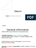 IES-04 Saturn Info 1