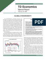 GLOBAL SYNCHRONICITY