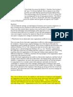 Case Study Discussion Module 3