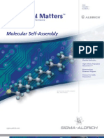 Molecular Self-Assembly - Material Matters v1n2