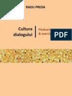 Radu Preda Cultura Dialogului