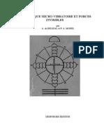 A. de Belizal & P.a. Morel - Physique Micro-Vibratoire Et Forces Invisibles