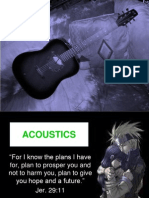 82168772 Acoustics Presentation JuL