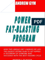 Power Fat Blasting Program
