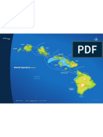 Hawaii Superferry Route Map