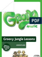 Groovy Jungle Lesson Plans