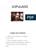 discipulado - seminario