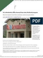M & M Orthodontics KSAT-TV Story April 4, 2012