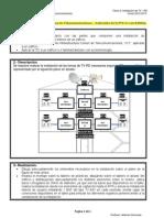 Práctica nº 10 Instalaciones de Telecomunicaciones PCPI - Aplicación de la ITC-2 a un edicio