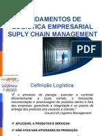 Aula 01 Introdução a Logistica Prof. Mario Silvestri Filho