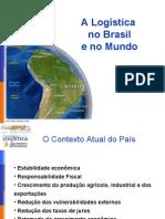 Aula 02 Logistica No Brasil e No Mundo Prof. Mario Silvestri Filho