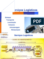 Aula 05 Serviços Logísticos Prof. Mario Silvestri Filho