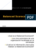 Balanced Scorecard - RRHH