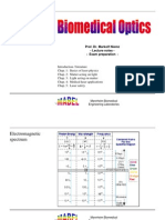 Biomedical Optics