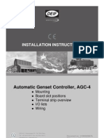 AGC-4 Installation Instructions 4189340687 UK