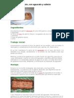 Tarrina de salmón