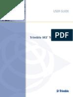 Guia de Usuario de Trimble m3