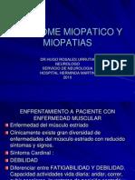 SINDROME MIOPATICO