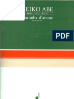 Keiko Abe - Marimba Damore