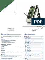 OT-710D - User Manual -English