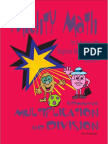 Introducing Multiplication & Division