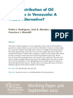 Rodriguez Et Al Venezuela OTC FINAL