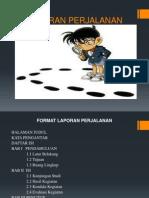 Laporan Perjalanan GTC N4TS 5 - 8 Feb 2013