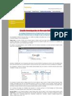 Estudio Investigación de Mercado Online