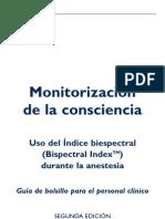 Monitorizacion de la conciencia. Uso del indice biespectral..pdf