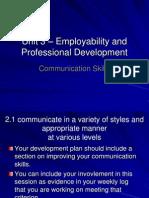 Communication Skills2012