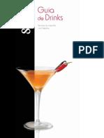 Guia de Drinks 1001 Receitas by Sagatiba