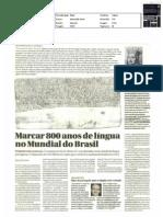 8 séculos Língua Portuguesa - DN, 21-fev-2013