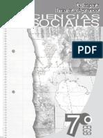 CUADERNILLO CIENCIAS SOCIALES 7º