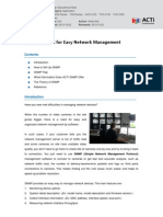 SNMP Protocol for Easy Network Management 20101022 002