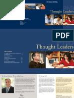 PhD Brochure Spreads
