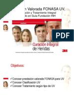 Clasificacion Ulceras Venosas y Prestacion Valorada FONASA 2