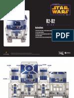 KSW R2D2 Papercraft
